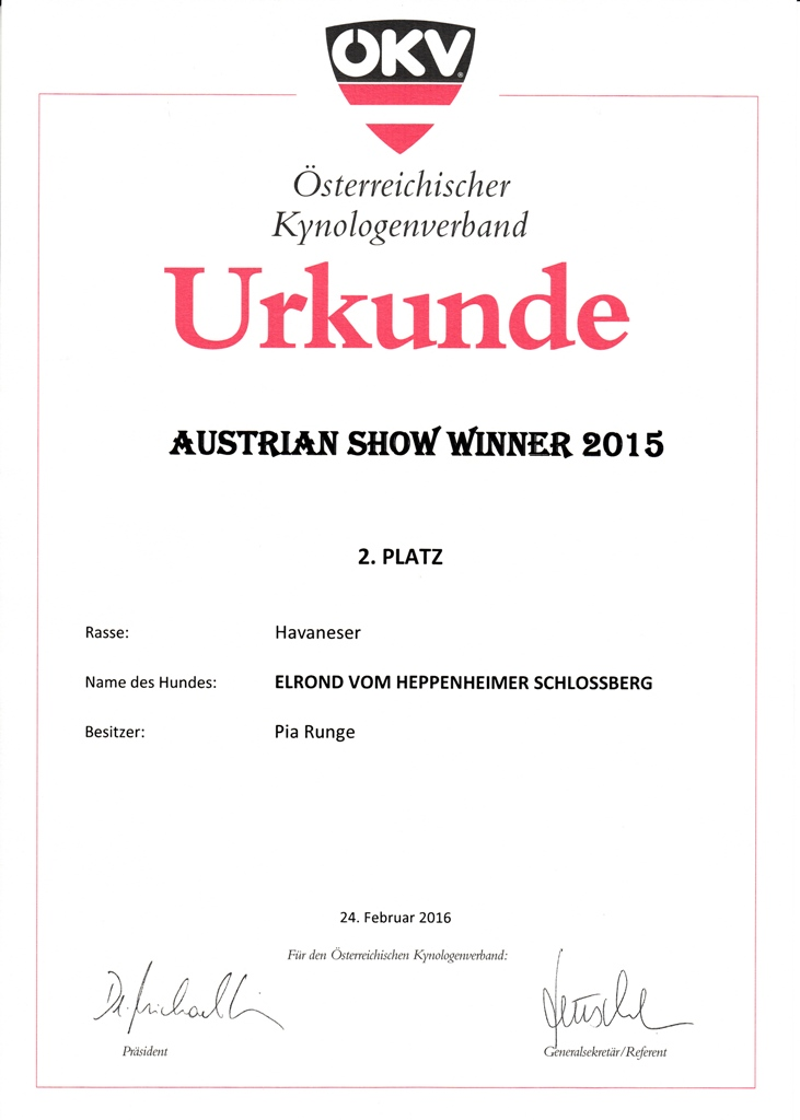 elrond-austrian-show-winner