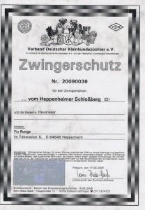Zwingerschutz