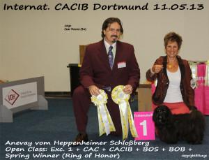Anevay Dortmund 2013