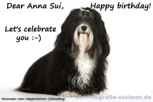 Sunnie Geburtstag