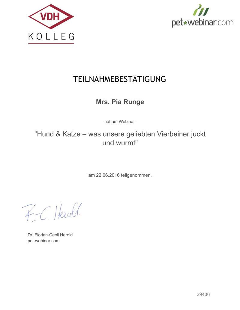 VDH Webinar Flöhe+Würmer Pia