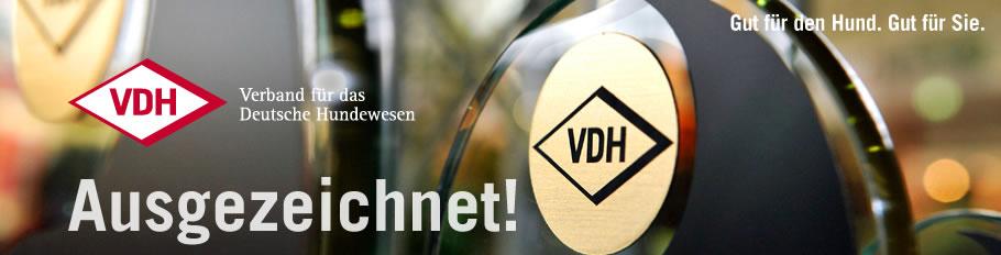 VDH-ausgezeichnet