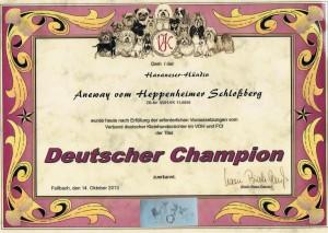 Anevay VK-Champion