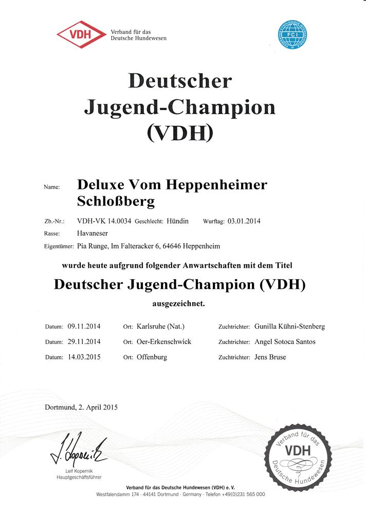 Deluxe-DJCH-VDH
